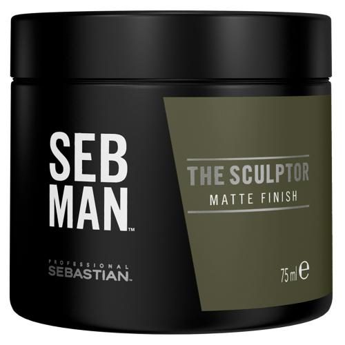 Seb Man the Sculptor Matte Finish Wax